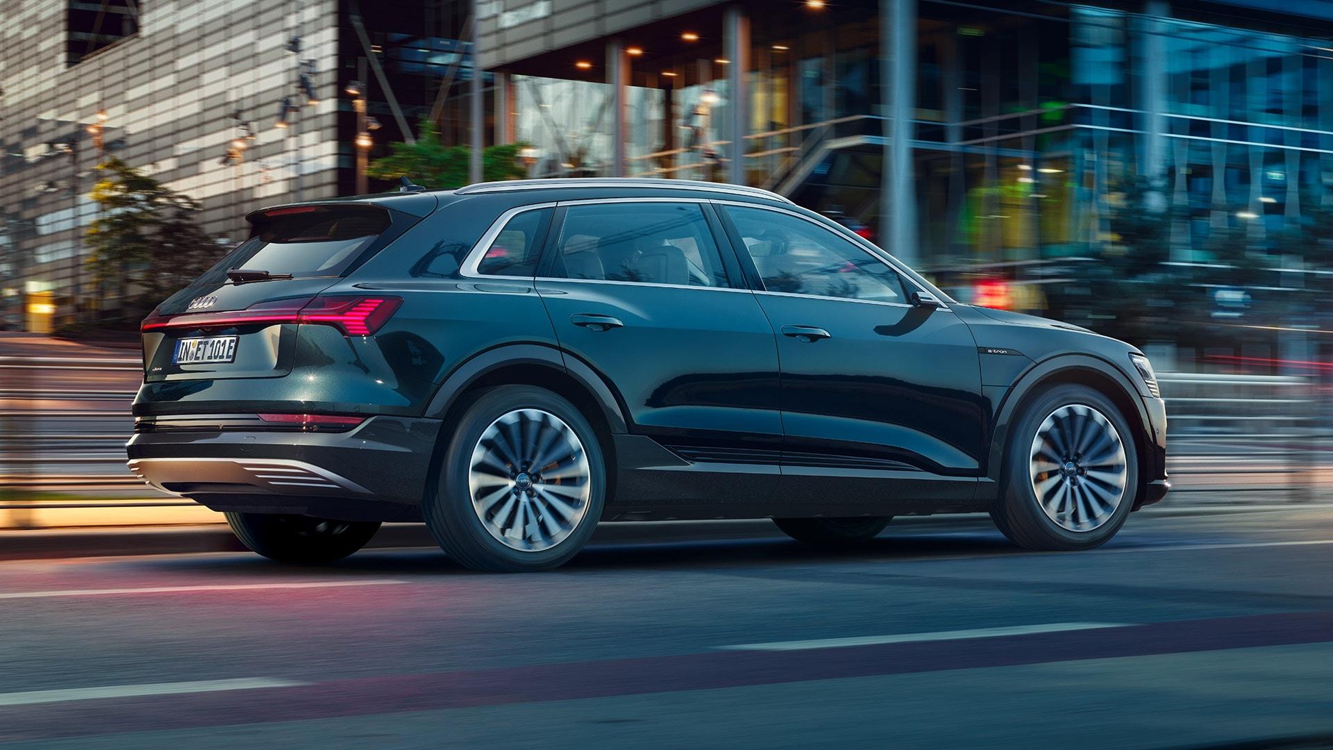 Audi E Tron Audi Com