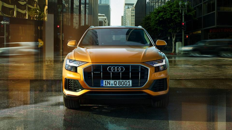 Audi Q8 | audi com