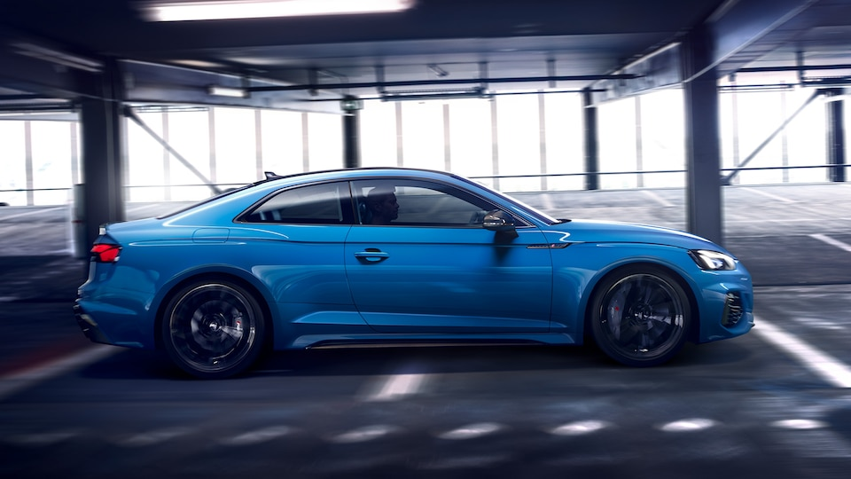 Performance, die beeindruckt: Audi RS 5 Coupé