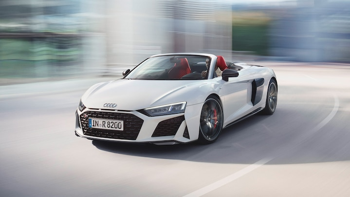 R8 V10 performance quattro