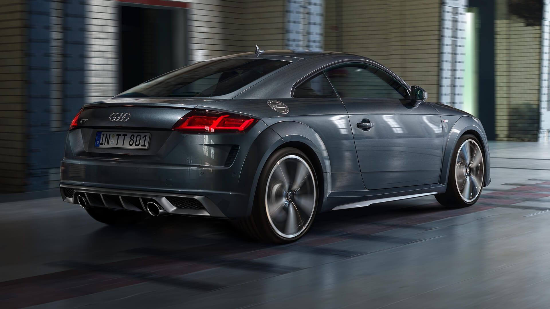 Audi Tt Audicom